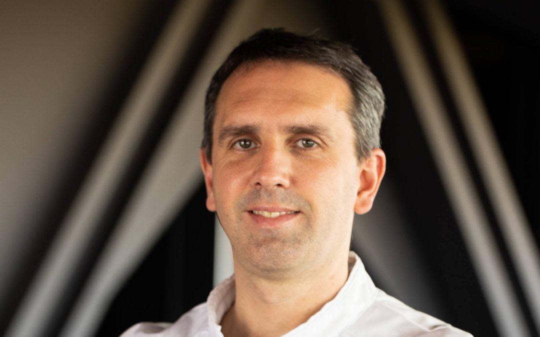 Chef Mickaël, « l'avenir passe par les jeunes »